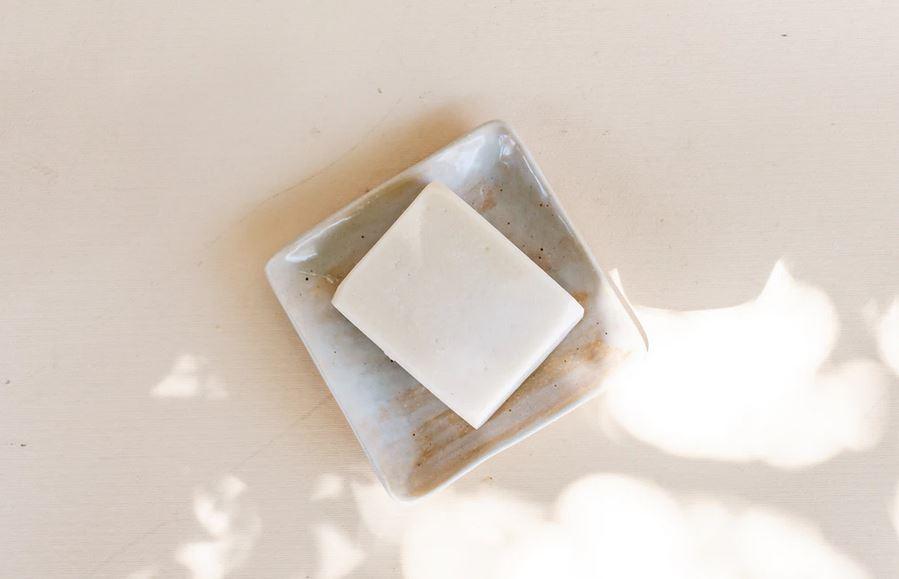 savon lait chevre